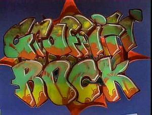 Graffiti-Rock
