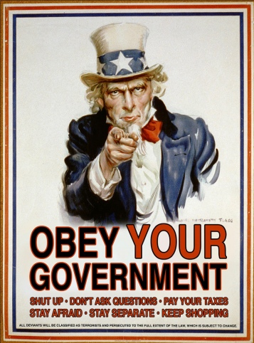 obey your government